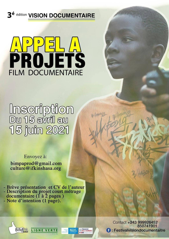 RDCONGO : appel à projets pour une résidence d'écriture