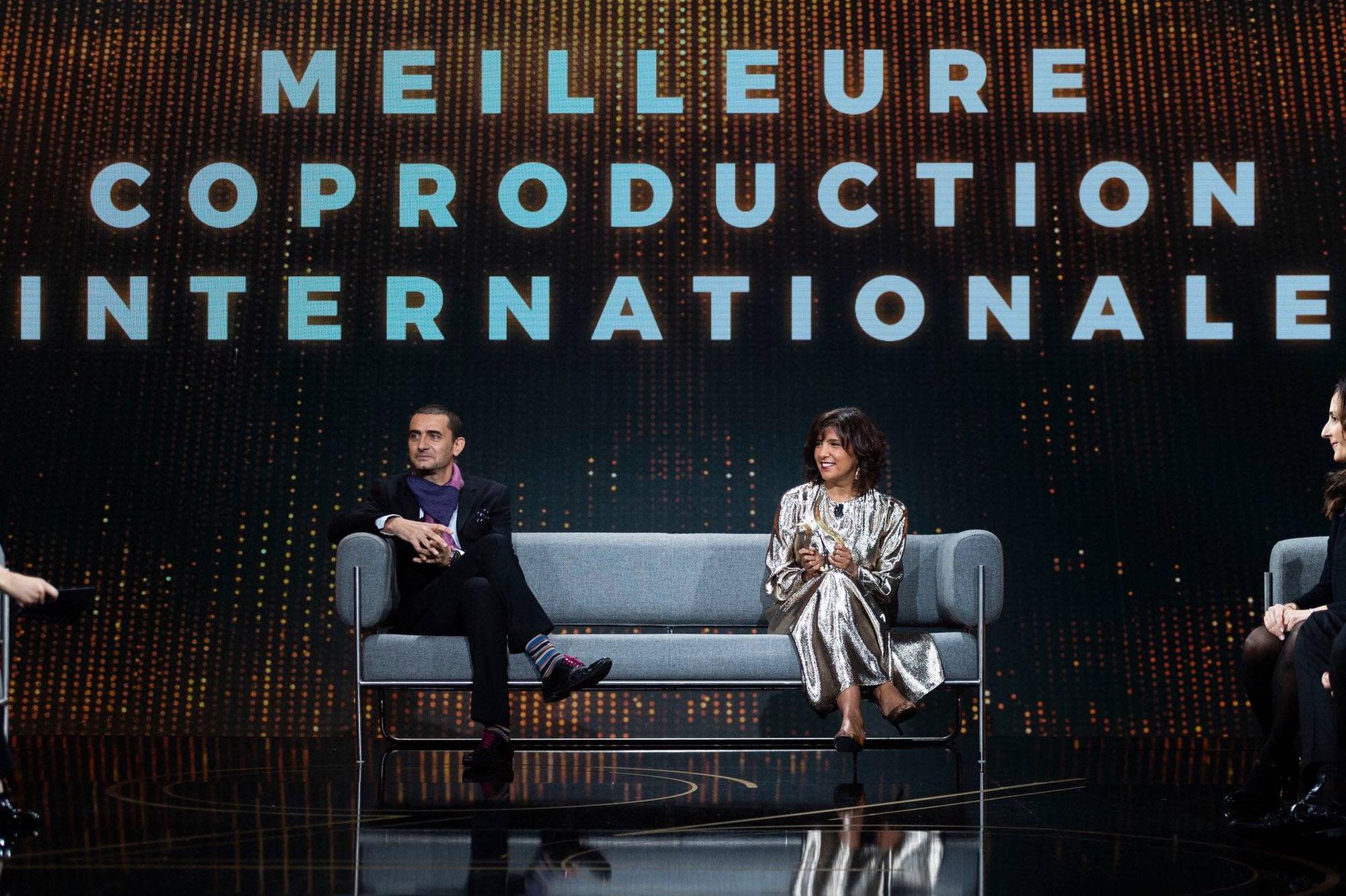 FRANCE : deux films d'Afrique récompensés à l'Académie des Lumières