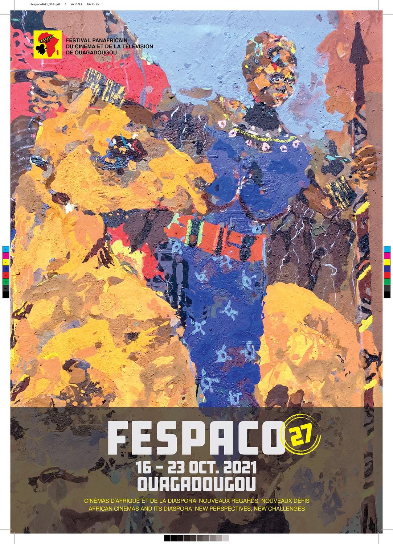 BURKINA FASO : un visuel s'inspirant de l'épopée de Yennenga conçu pour la 27è édition du FESPACO