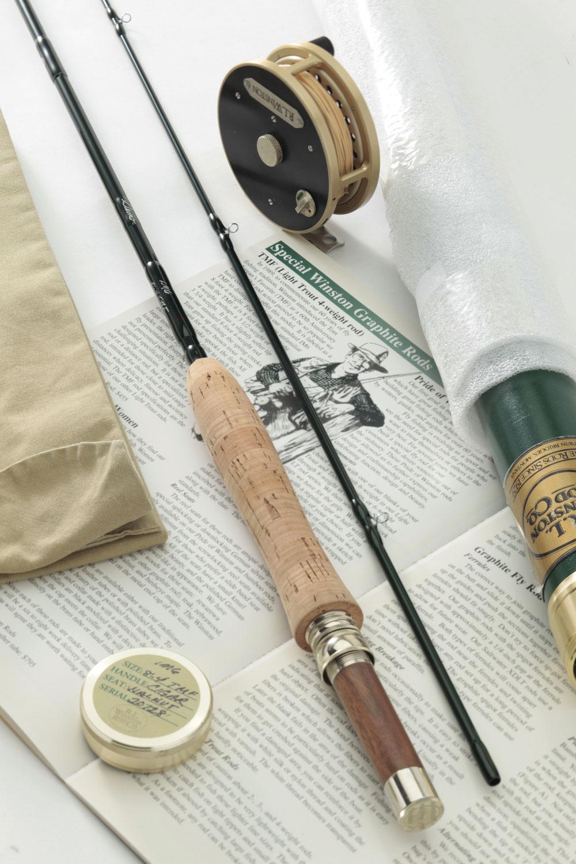 Tokachi Fly Fishing Equipment