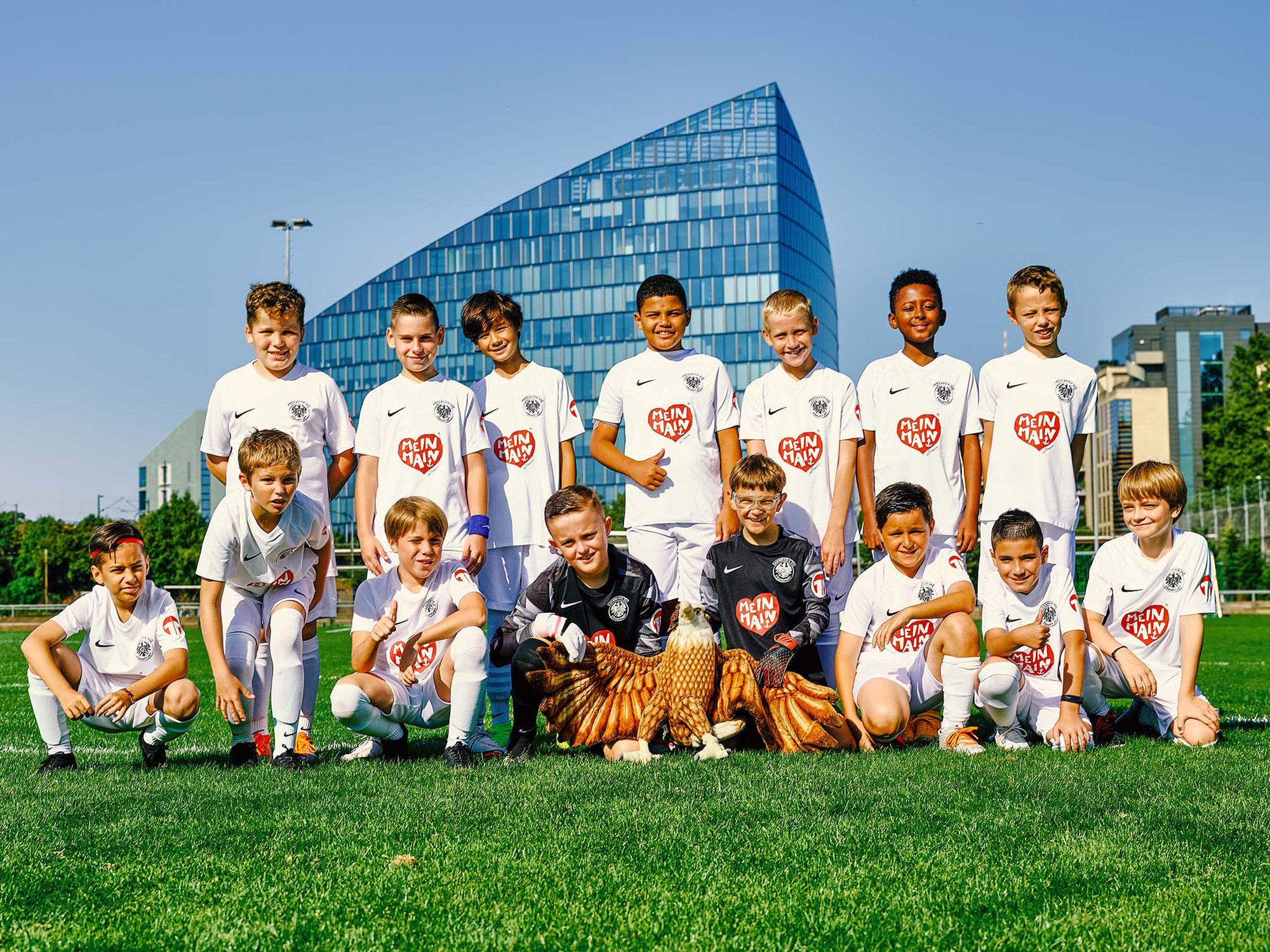 Marke MEIN MAIN® wird Sponsor von Frankfurter Fussballverein
