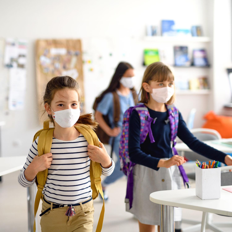 Ruf nach Luftreinigern an Schulen wird lauter