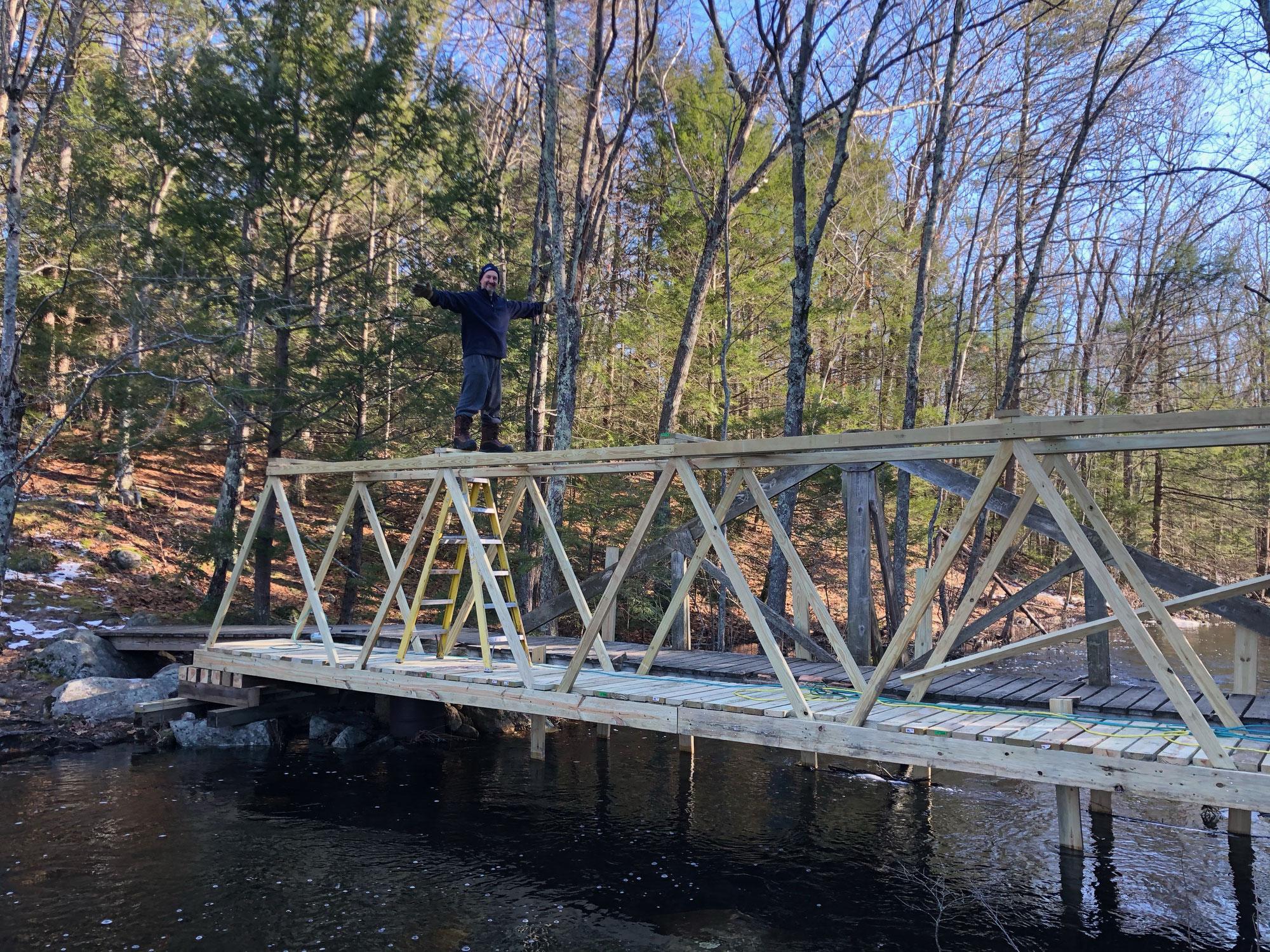 New Bridge in Joe English