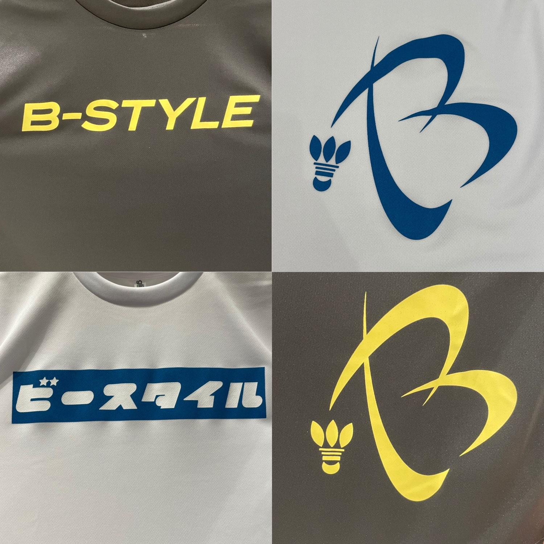 第3段!B-STYLEオリジナルロンT☆