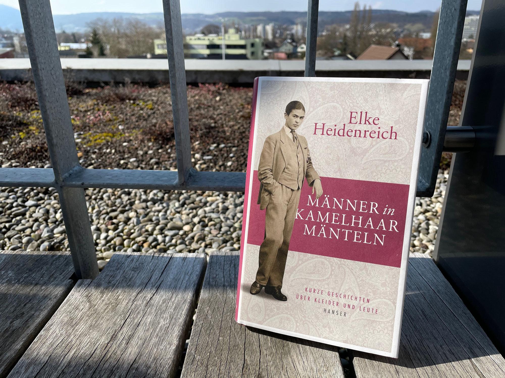Elke Heidenreich: Männer in Kamelhaarmänteln (2020)