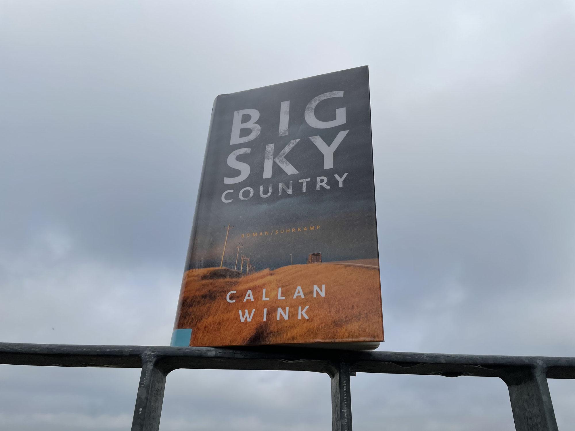 Callan Wink: Big Sky Country (2021) / August (2020)