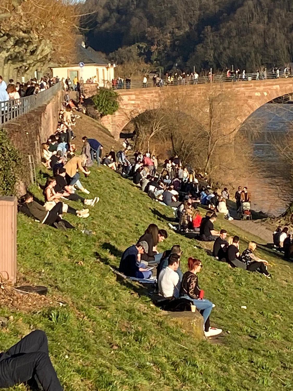 Die Stadt Heidelberg appelliert an die Bürger & Besucher