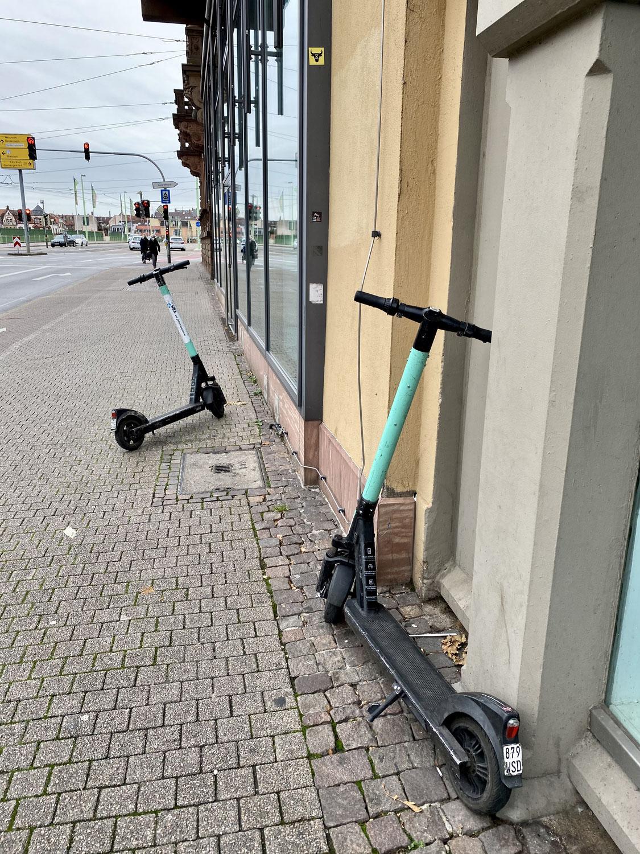 Evaluation der Nutzung von Leih-E-Scootern