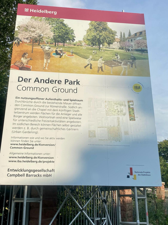 """Marliese Heldner"": ""Der andere Park"""