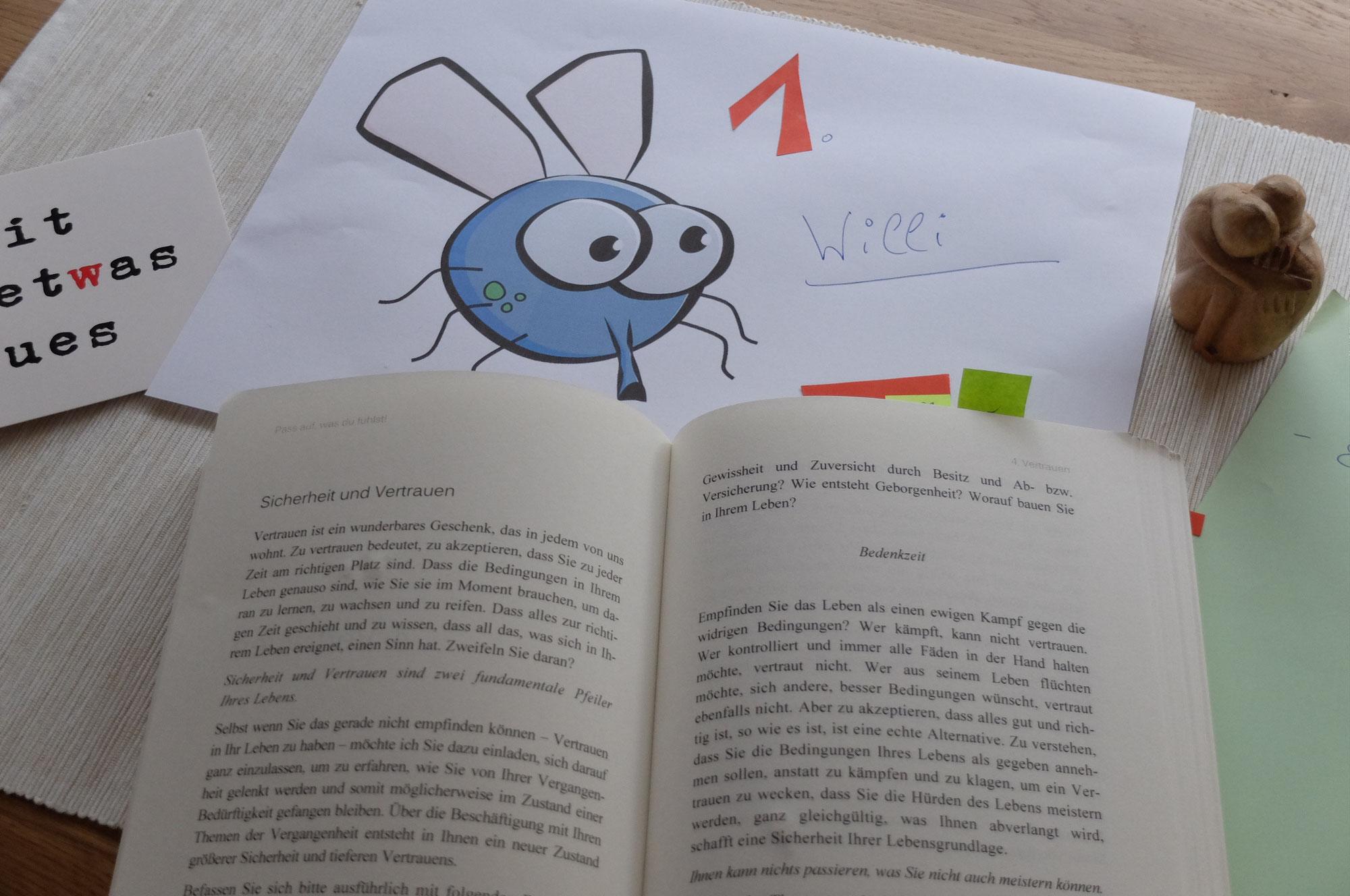 Der Wunsch, ein Buch zu schreiben