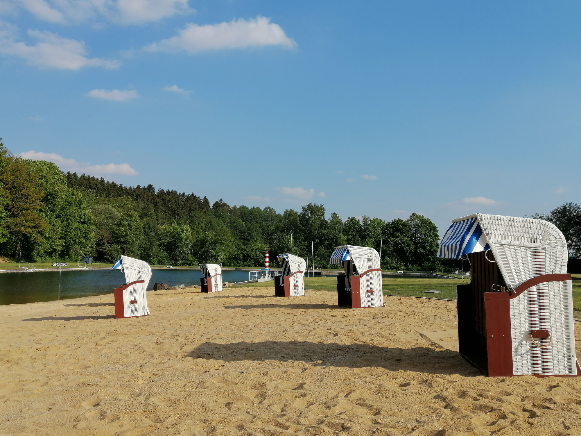 TuS Müsen startet in den Freibad Sommer 2021