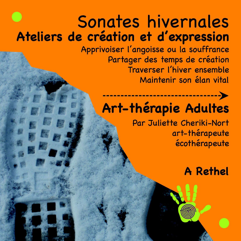 Sonates hivernales : ateliers de création et d'expression