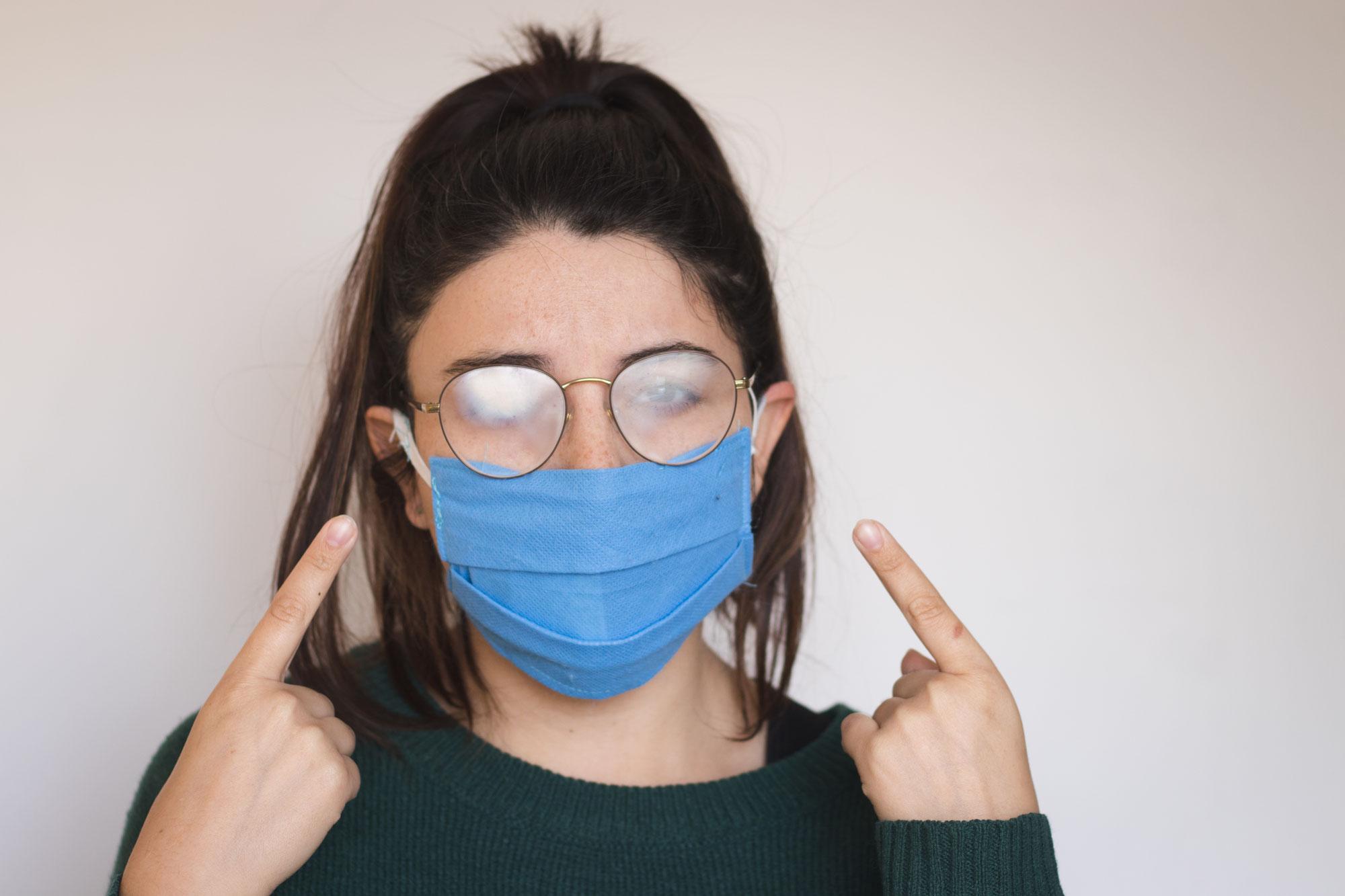 ANTIFOG SPRAY - gegen beschlagene Brillengläser