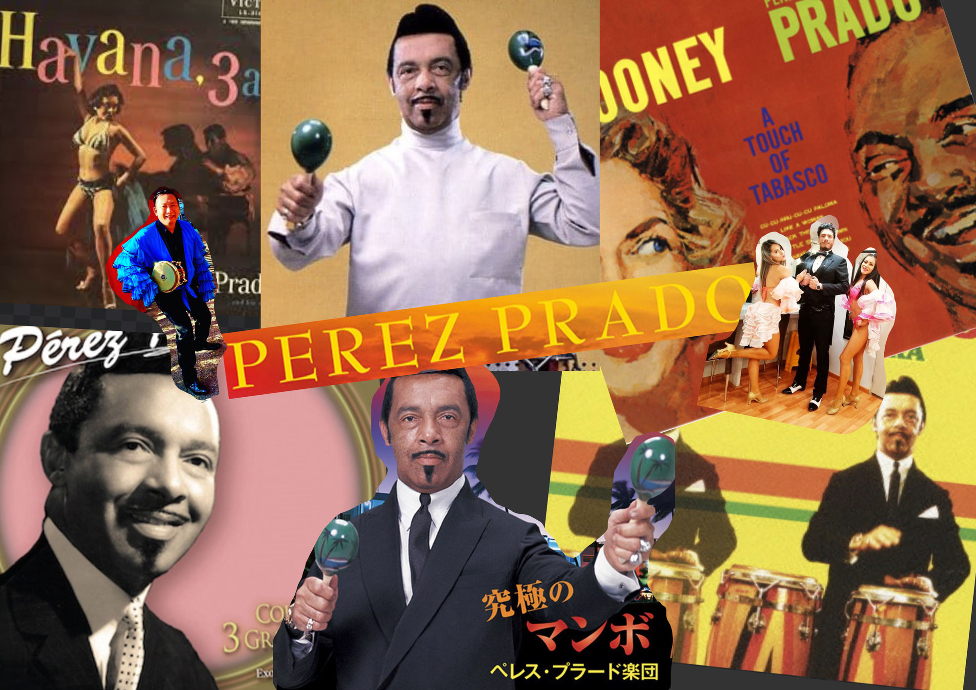 9月14日はマンボの王様「ペレス・プラード」の命日です