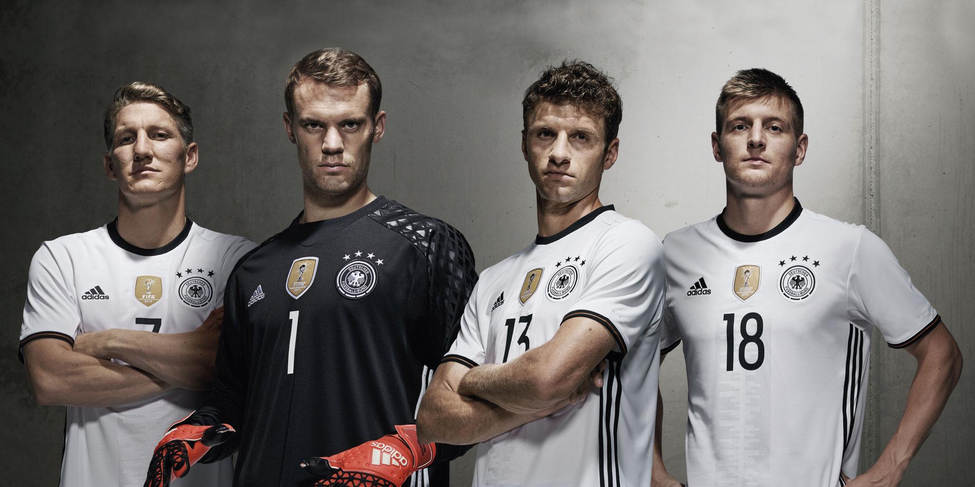 【德國足球】2016歐洲國家杯:Cap德國的圖