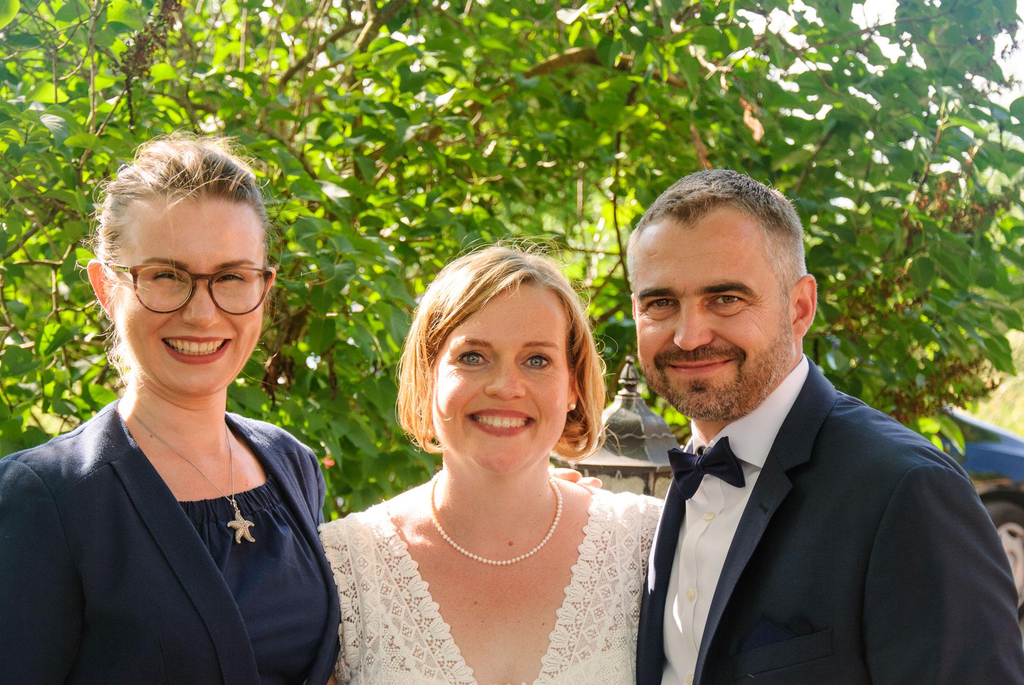 Heiraten im Weingut bei Heidelberg - eine Freie Trauung im Weingut Schröder