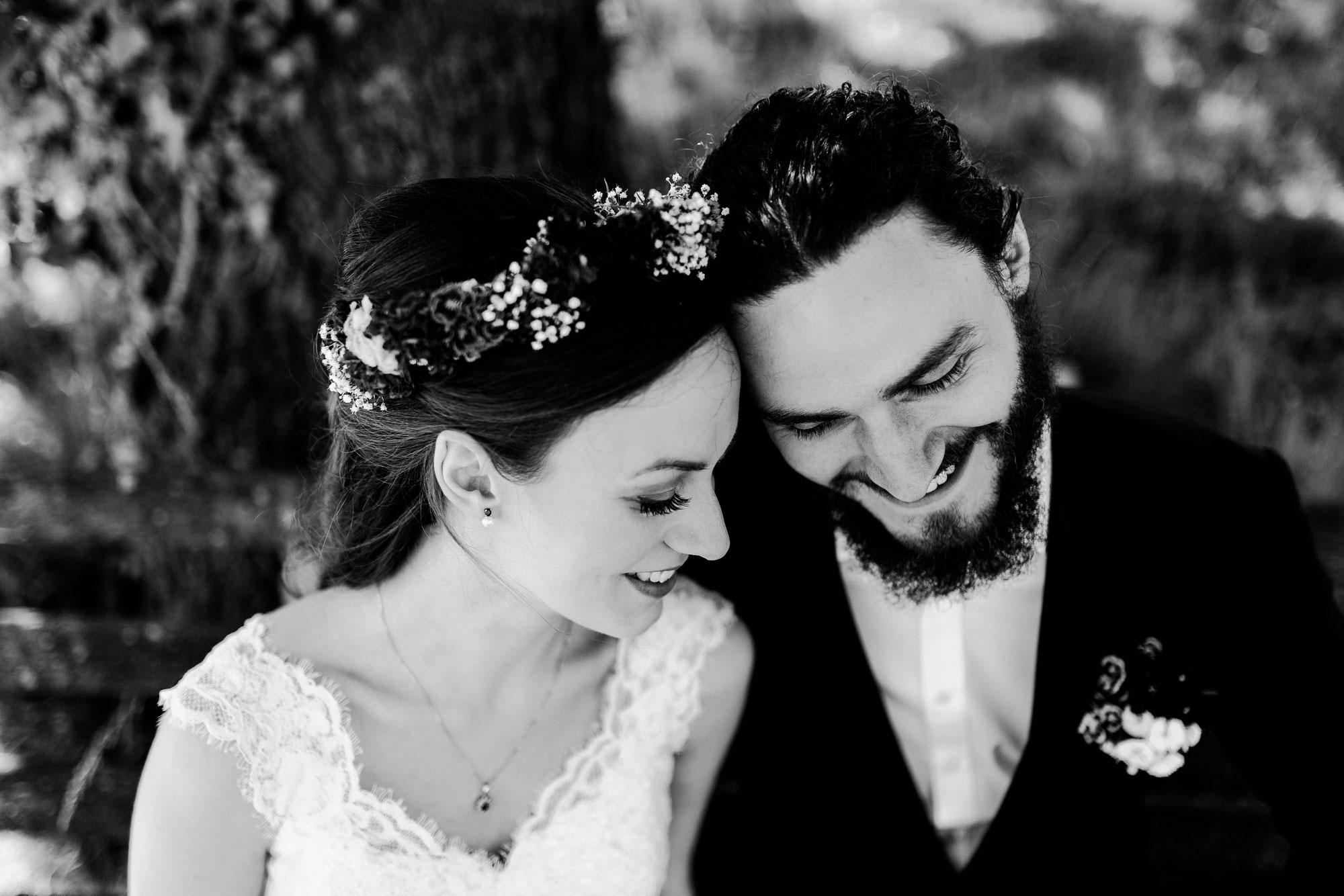Als Traurednerin unterwegs im Odenwald - die Freie Trauung und Hochzeit von Jessica und Fabian im Hof Schleiersbach in Fränkisch-Crumbach