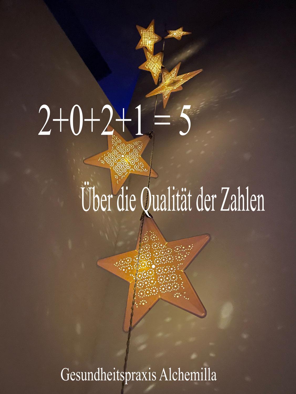 Eine Reise in die Numerologie des 2021!