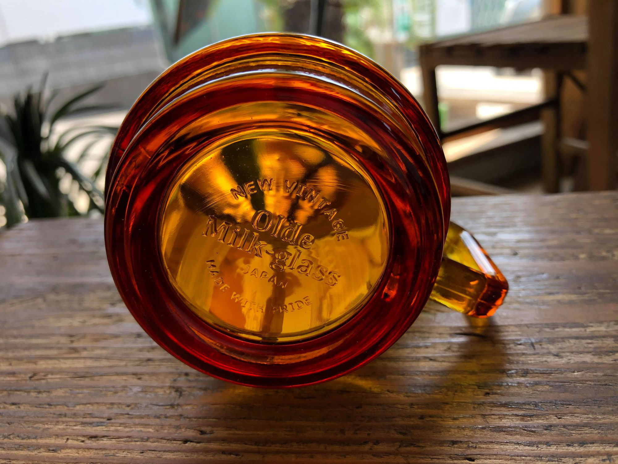 新色追加!authentic amber