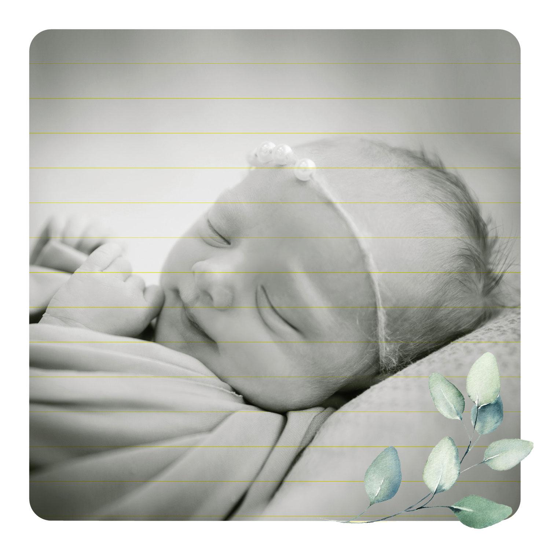Die Liebe zum ungeborenen Baby