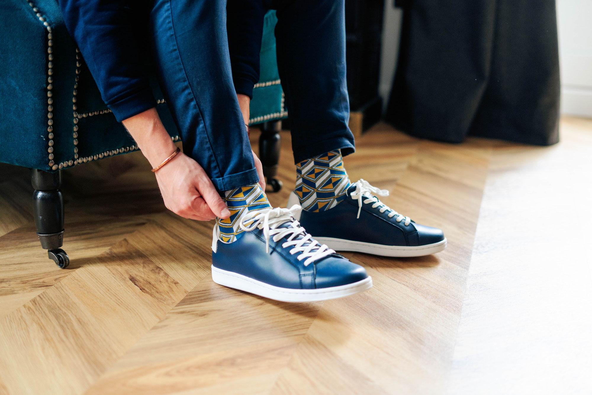 Les chaussettes Eirene
