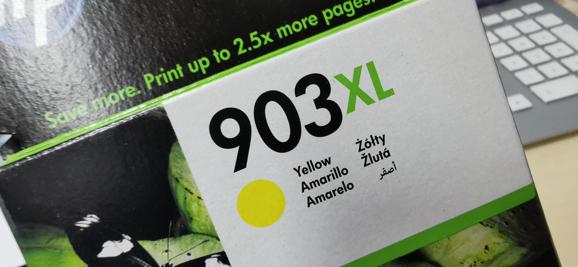 Qualitätsproblem bei Original HP Druckerpatronen folgender Serien: