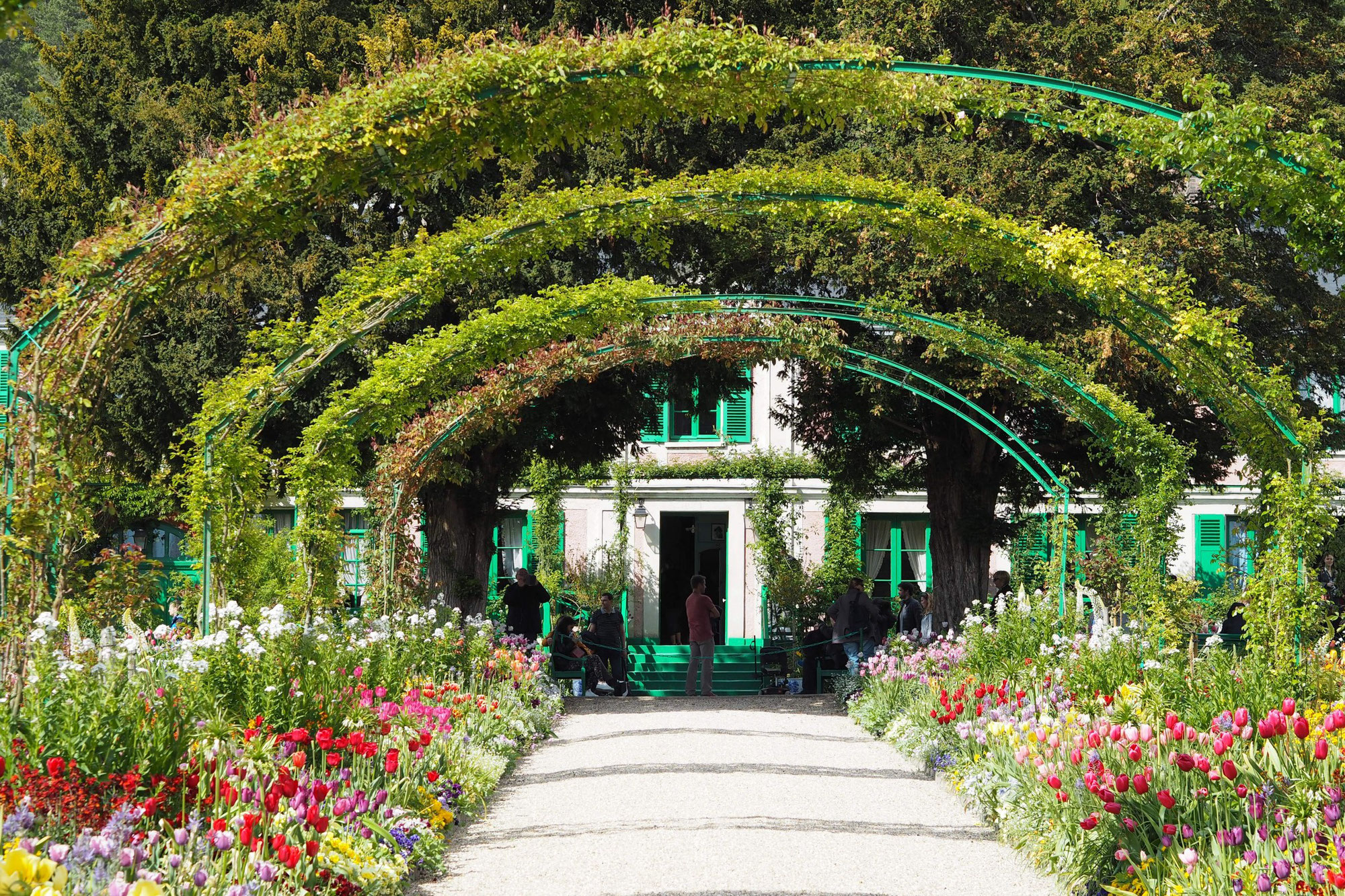 Giverny and Claude Monet