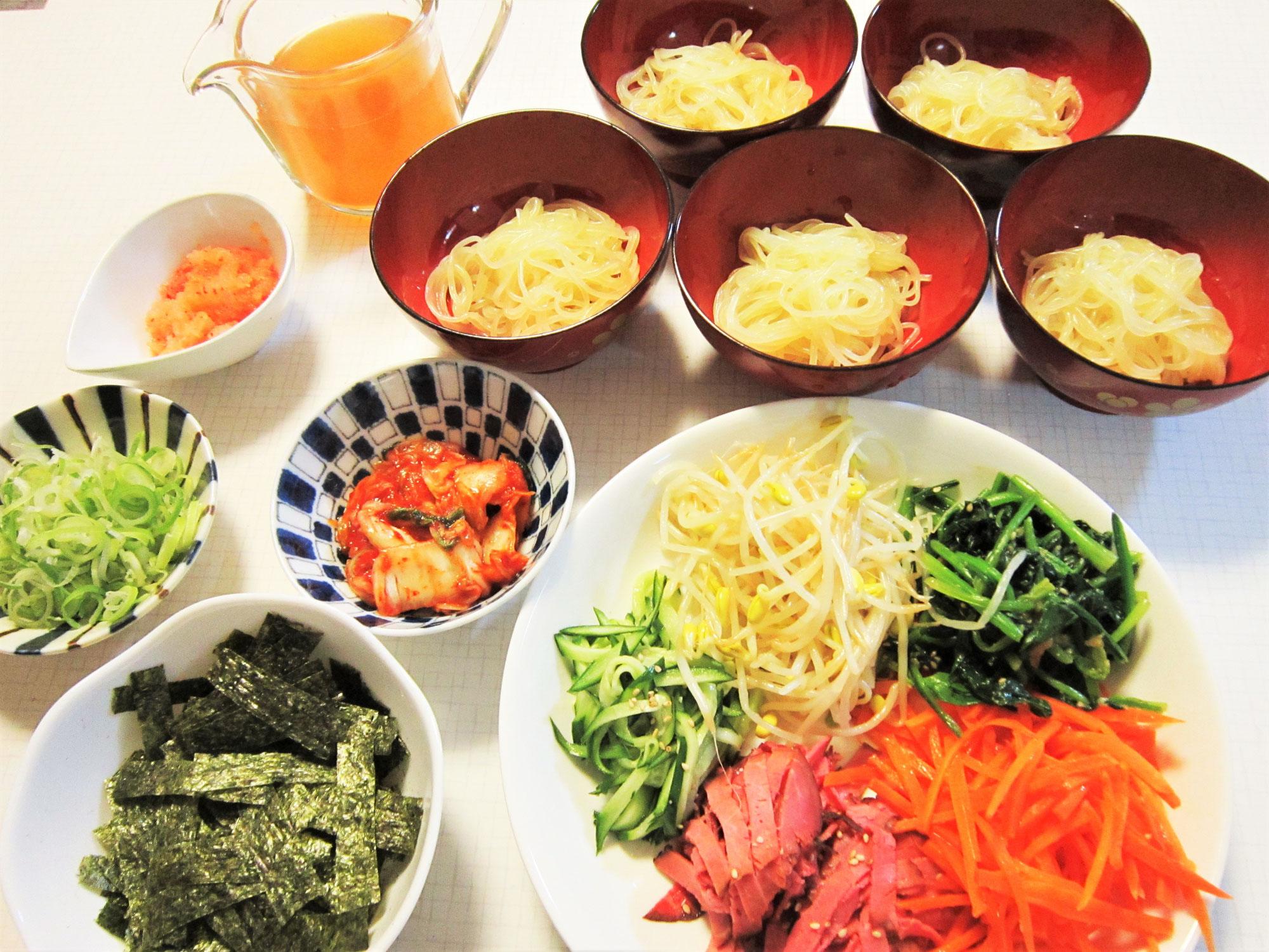 毎日冷麺 37日目 松江・盛岡友情冷麺(松盛冷麺)