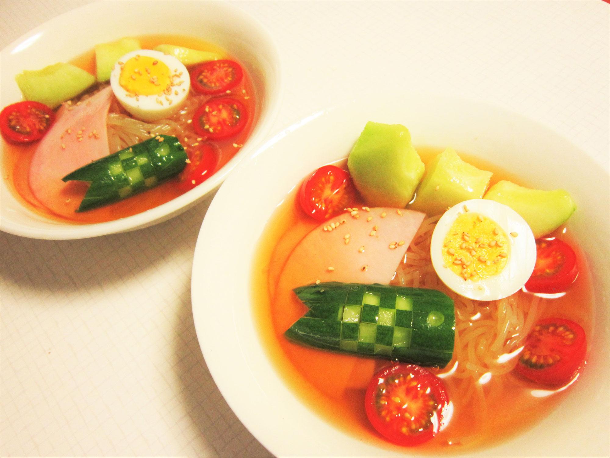毎日冷麺 36日目 子ども冷麺