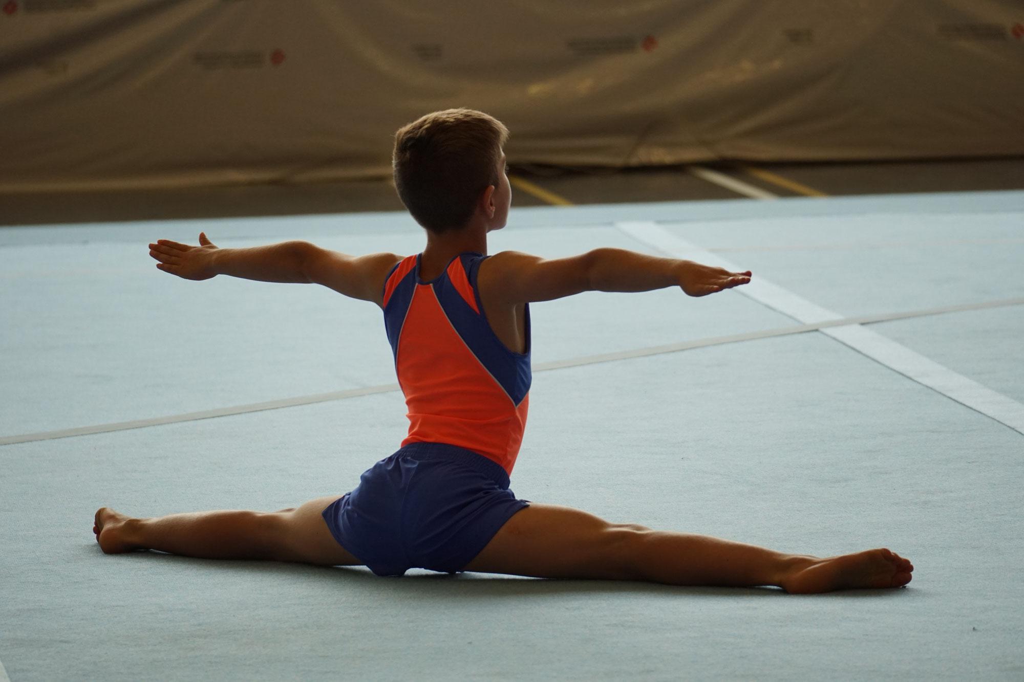 ORO-Turner unter den besten Junioren der Schweiz - mit Gold bewiesen