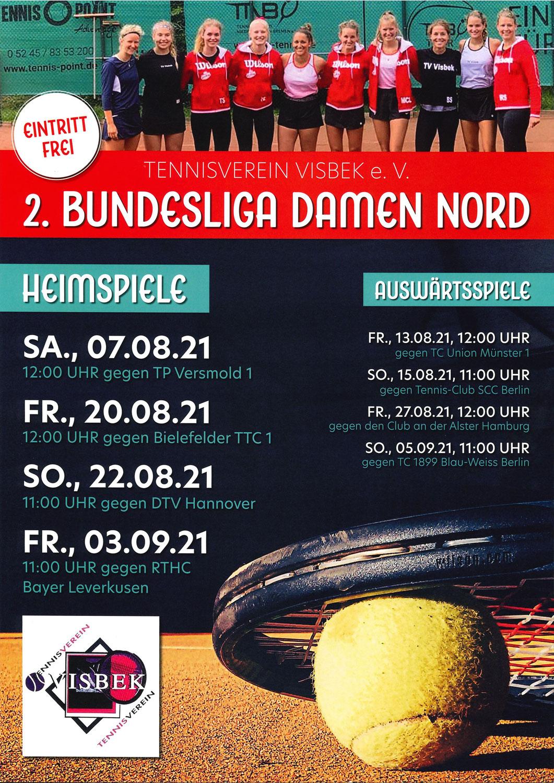 2. Bundesliga in Visbek
