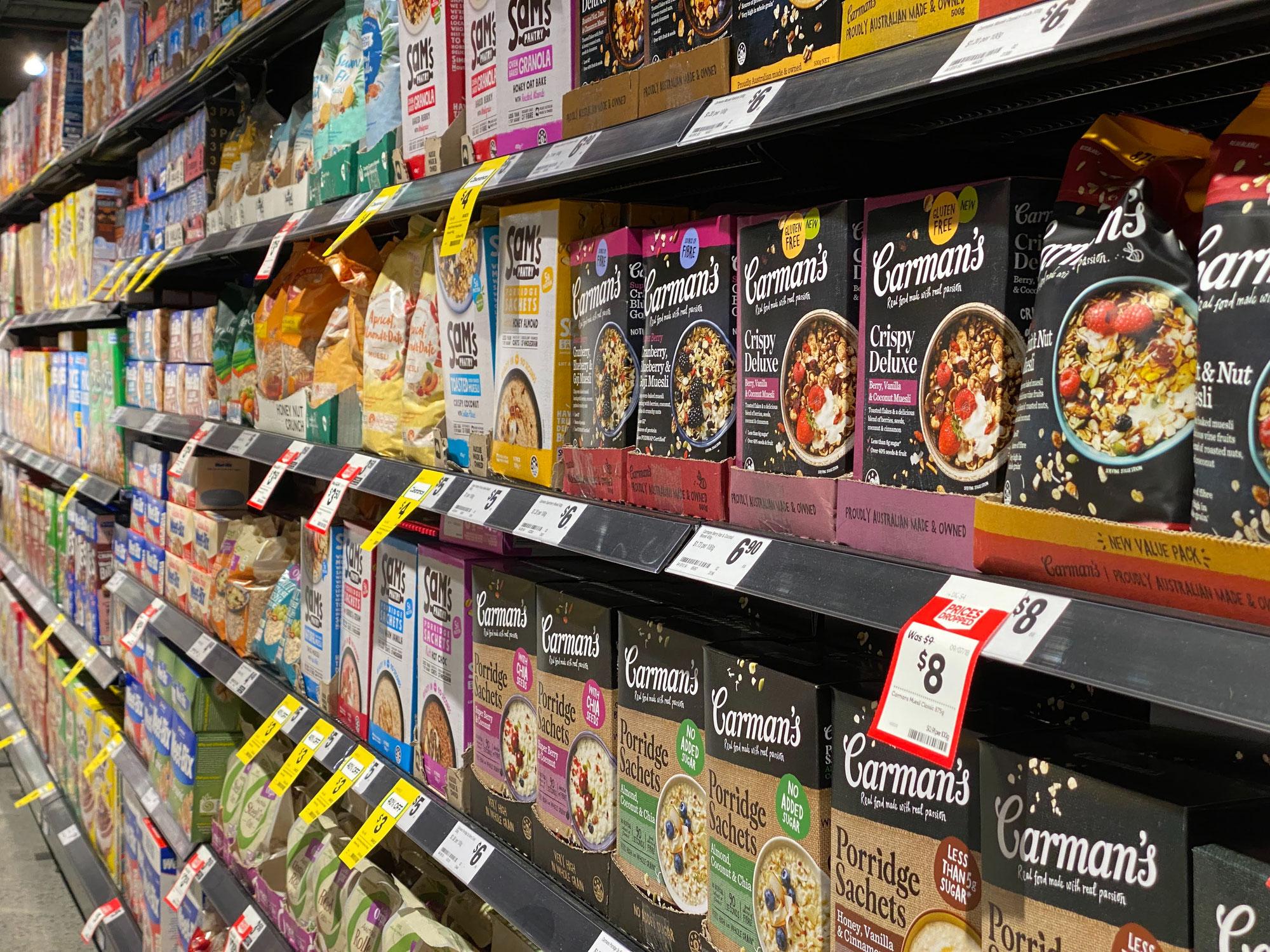 #34 Lebensmitteleinkauf mit Essstörung