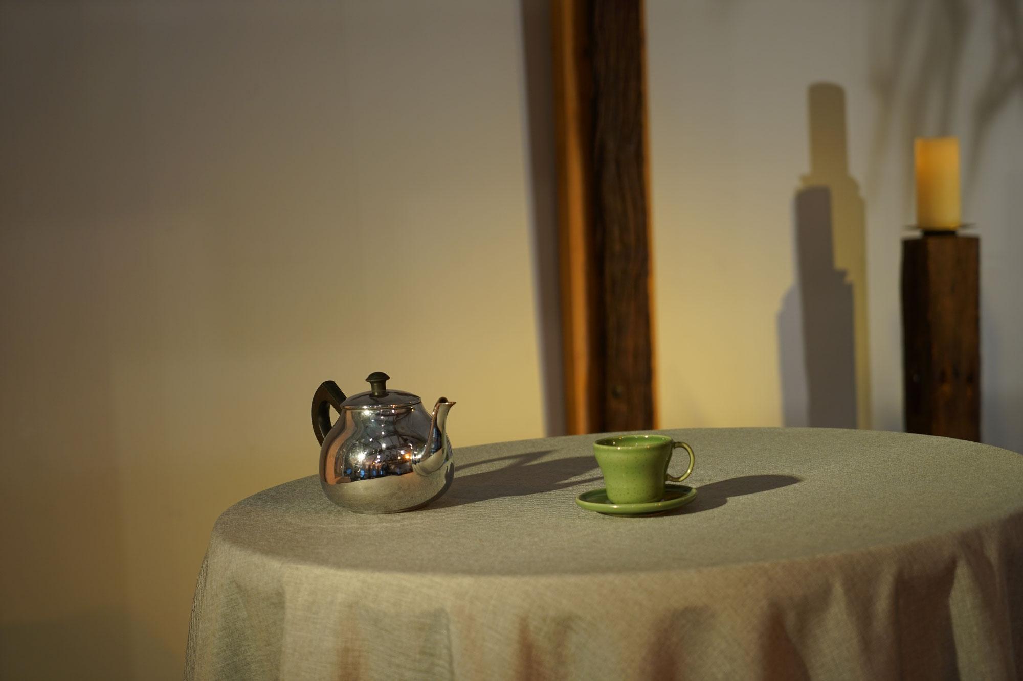 Eine Tasse Tee ...