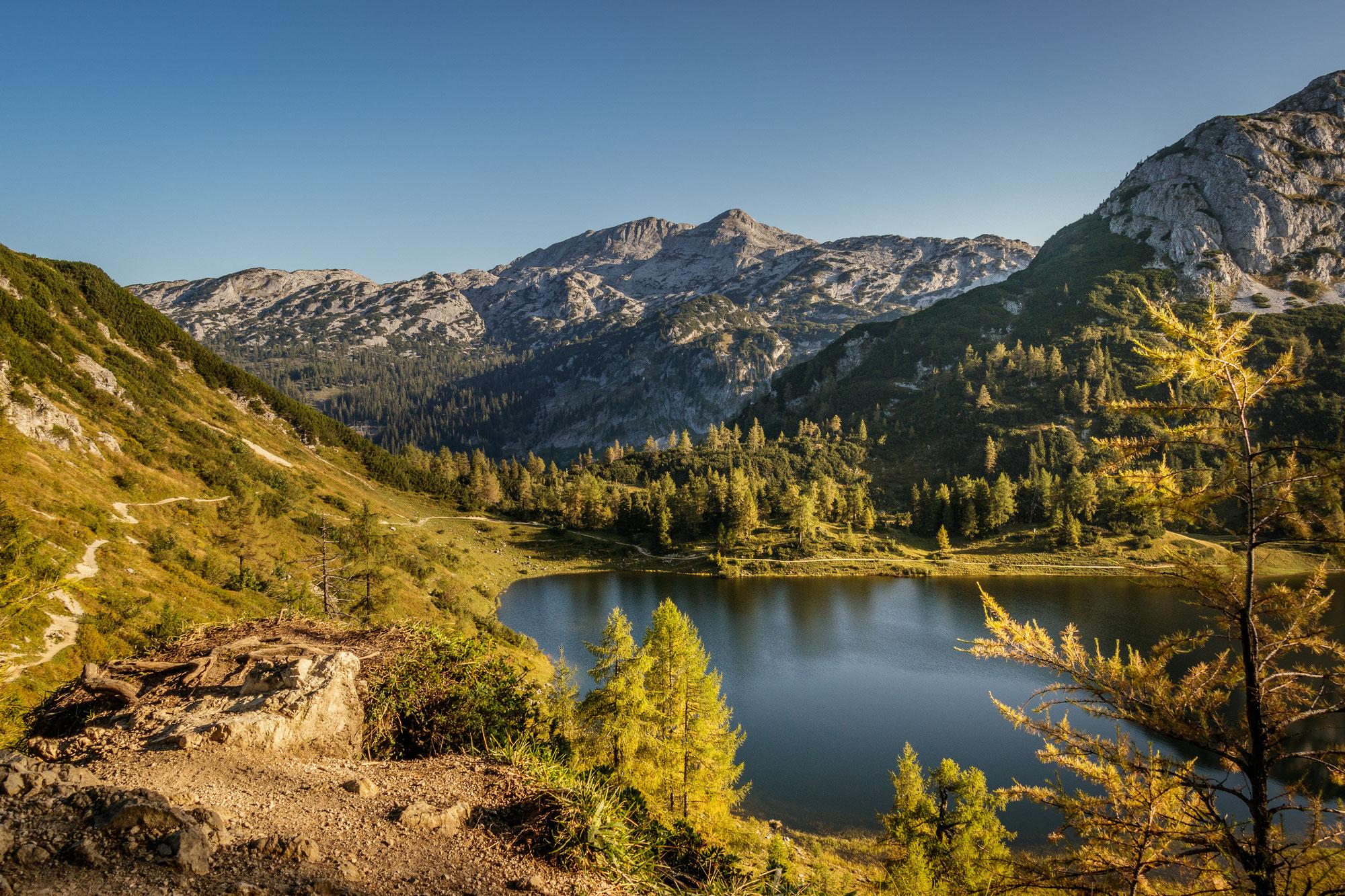 Von Bergen und Seen in die steirische Toskana