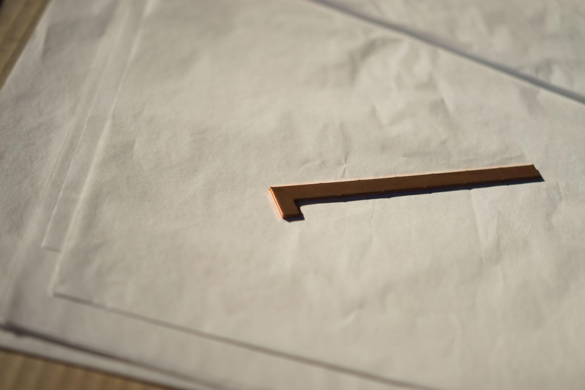 タレットパンチプレス・穴あけ・曲げ