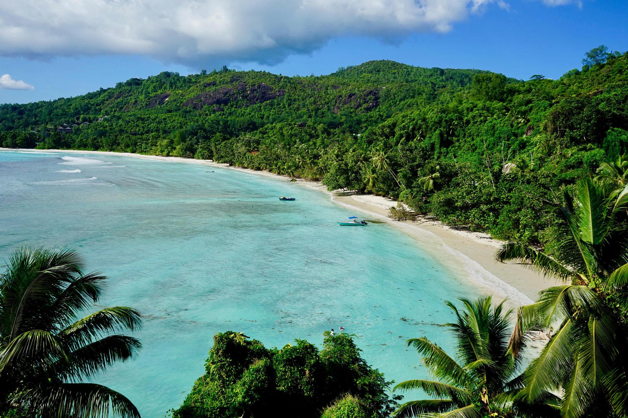 Die schönsten Strände auf Mahé, Seychellen: Das sind die TOP 5