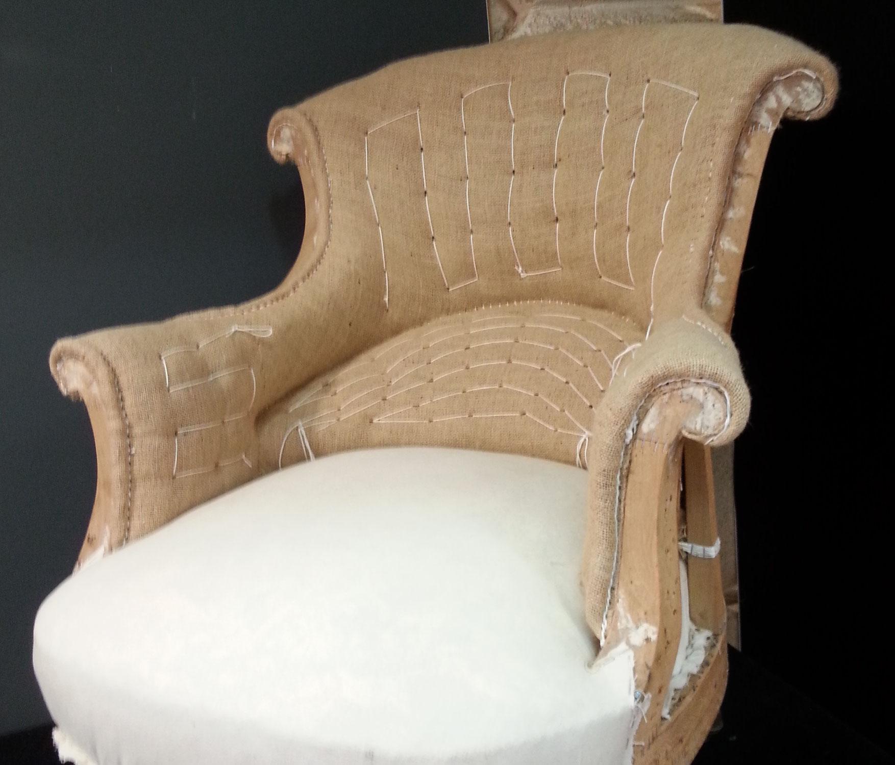Refaire Un Fauteuil Louis Xvi réfection fauteuils - site de renovation-fauteuil !