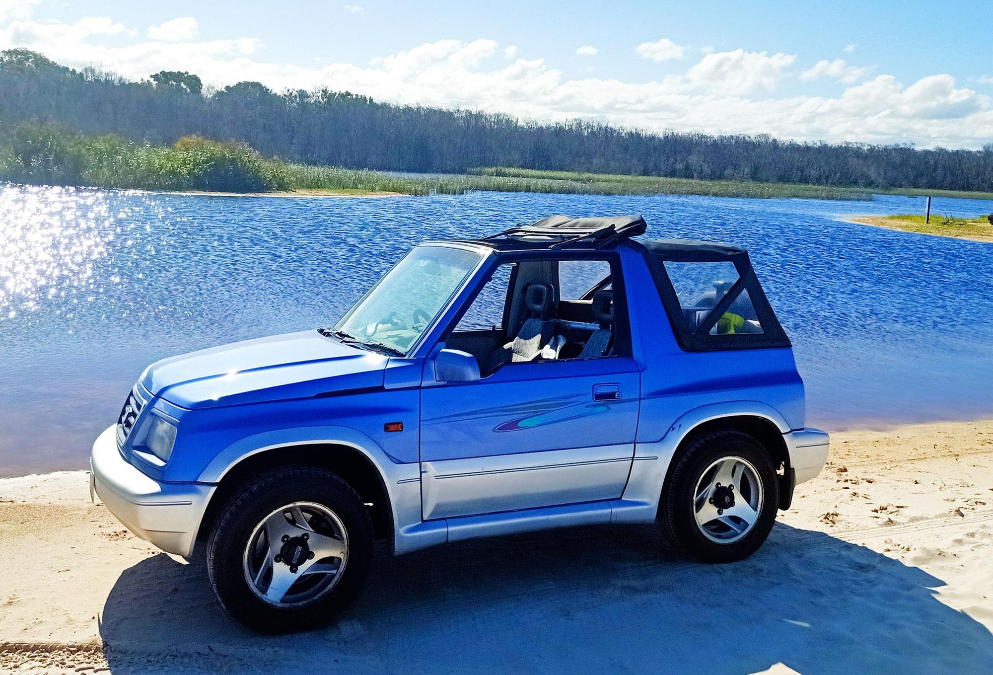 Le Suzuki Vitara premier des SUV