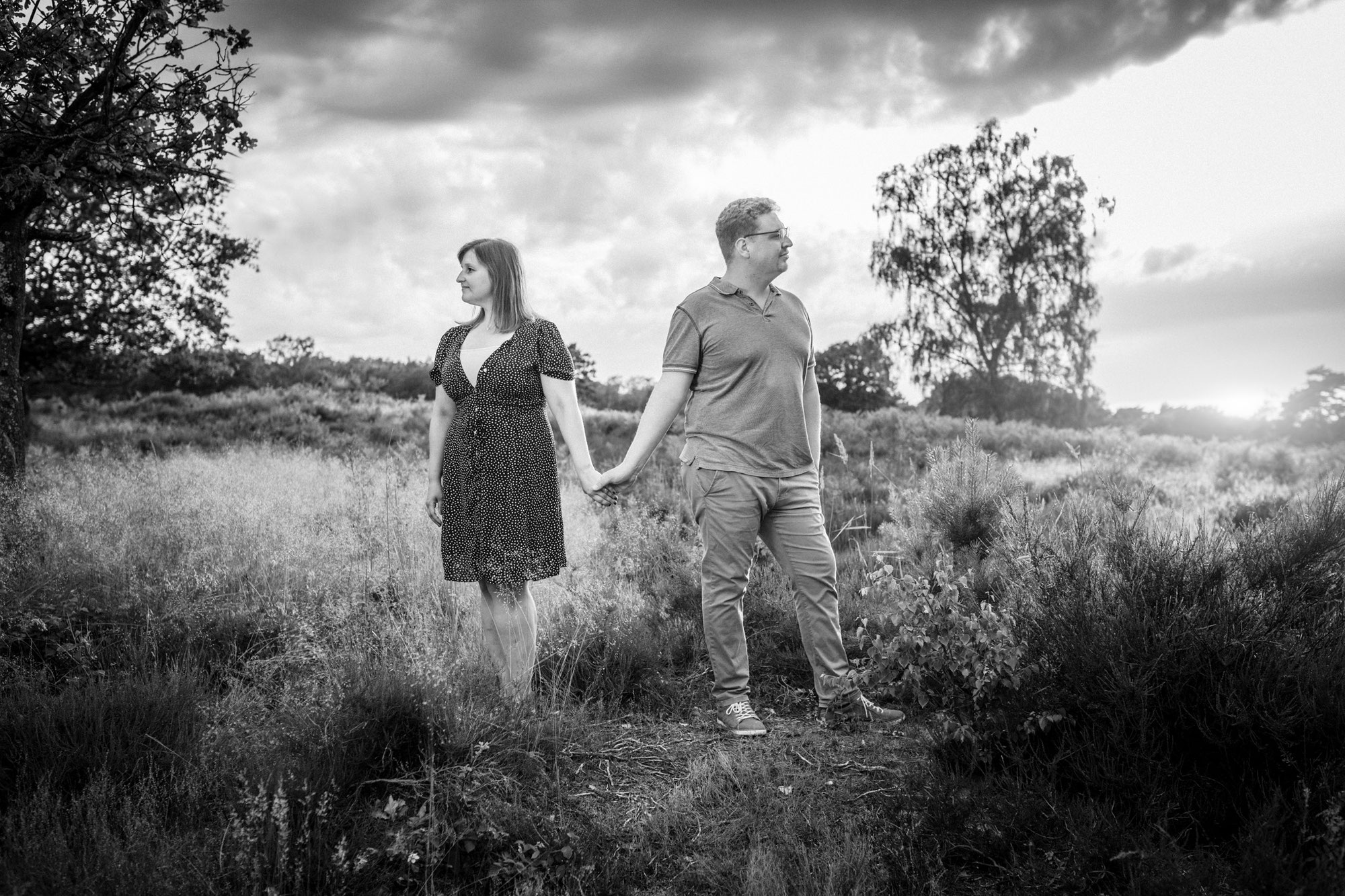 Engagementshooting Lisa & Jannik