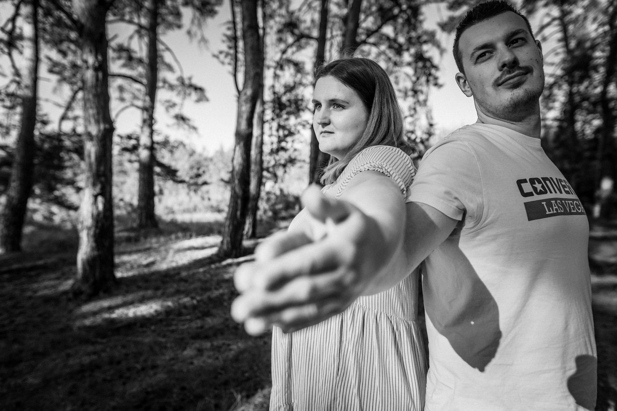 Engagementshooting Anna & Fabian