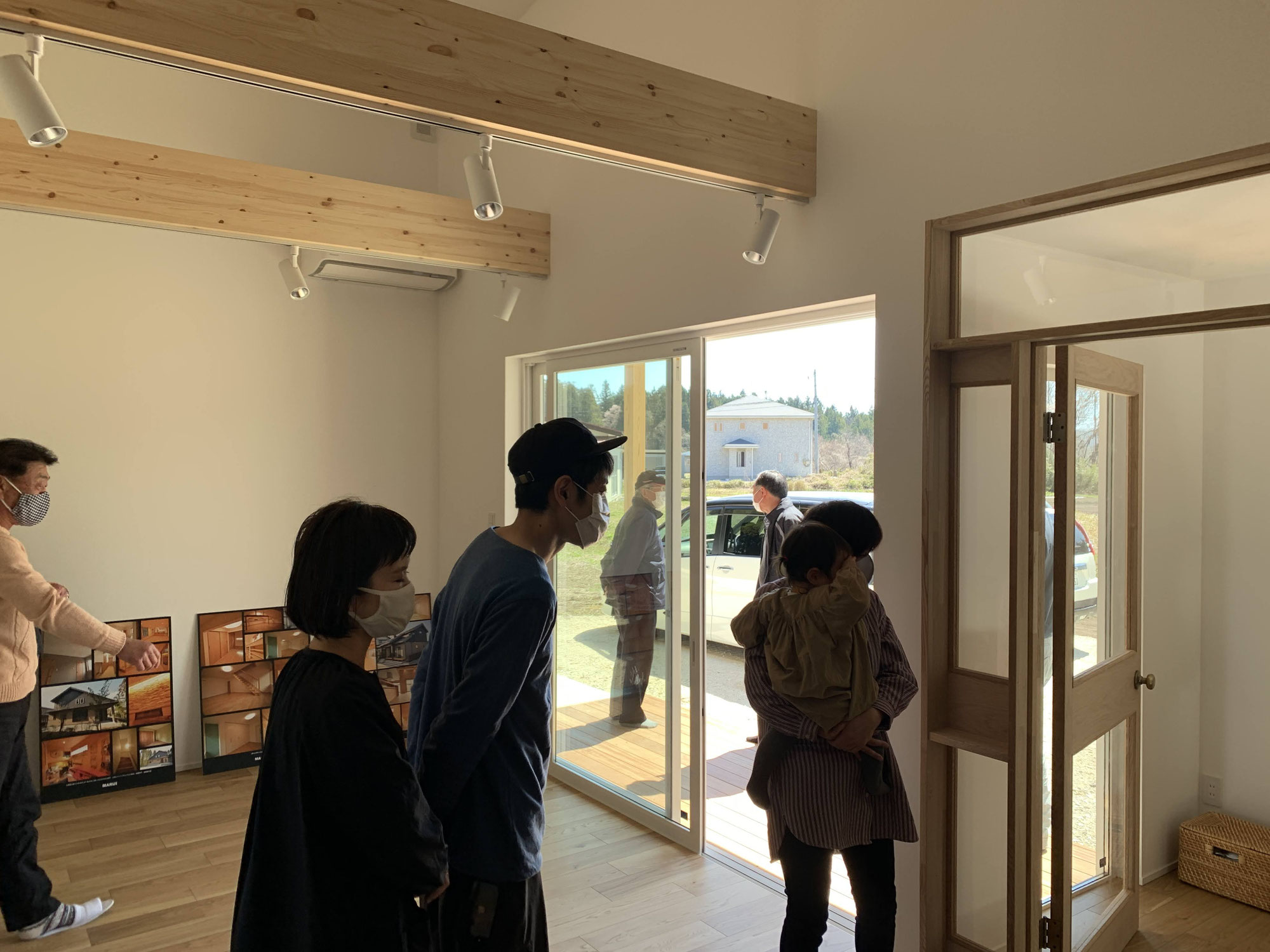 OPEN HOUSE ありがとうございました。