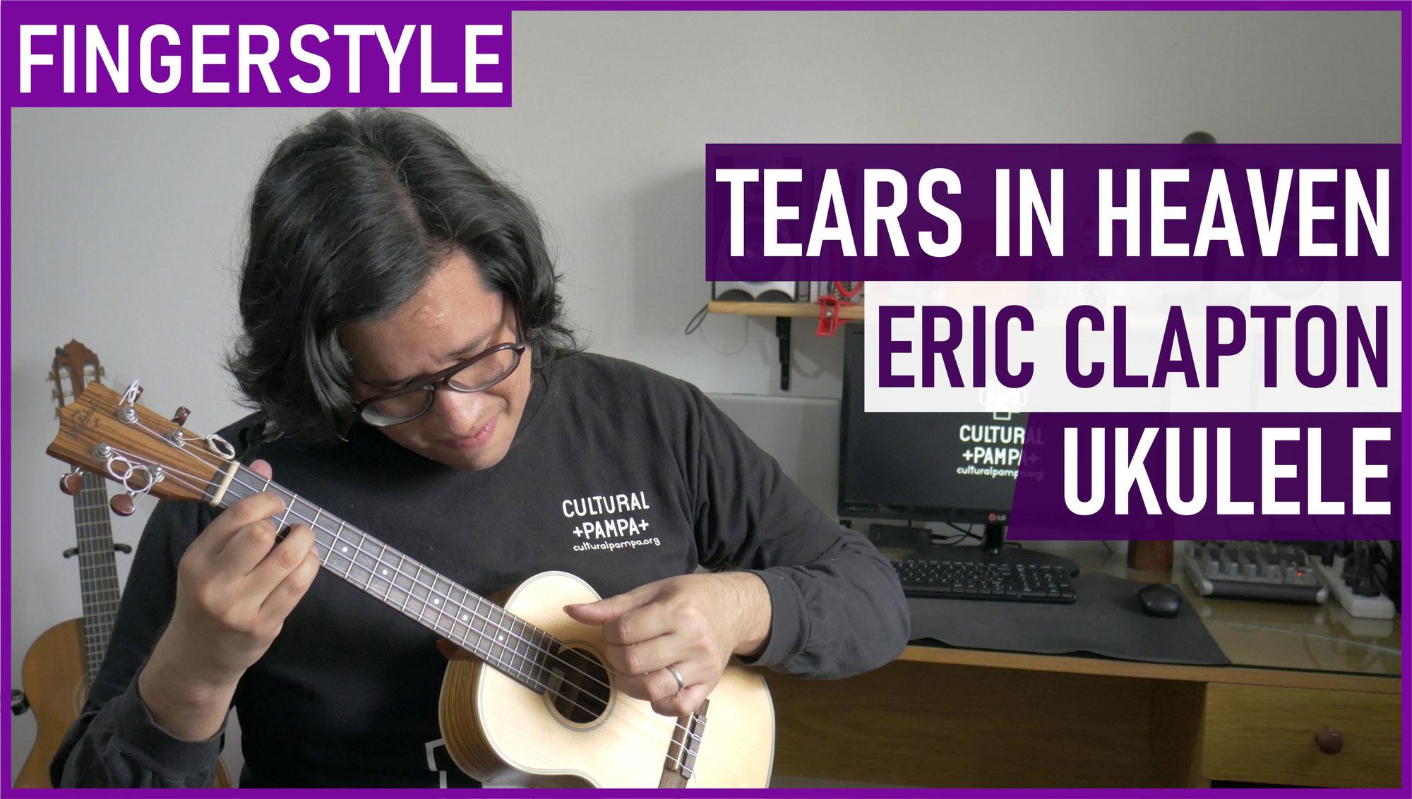 Tears in Heaven (Eric Clapton) | Ukelele Fingerstyle Cover