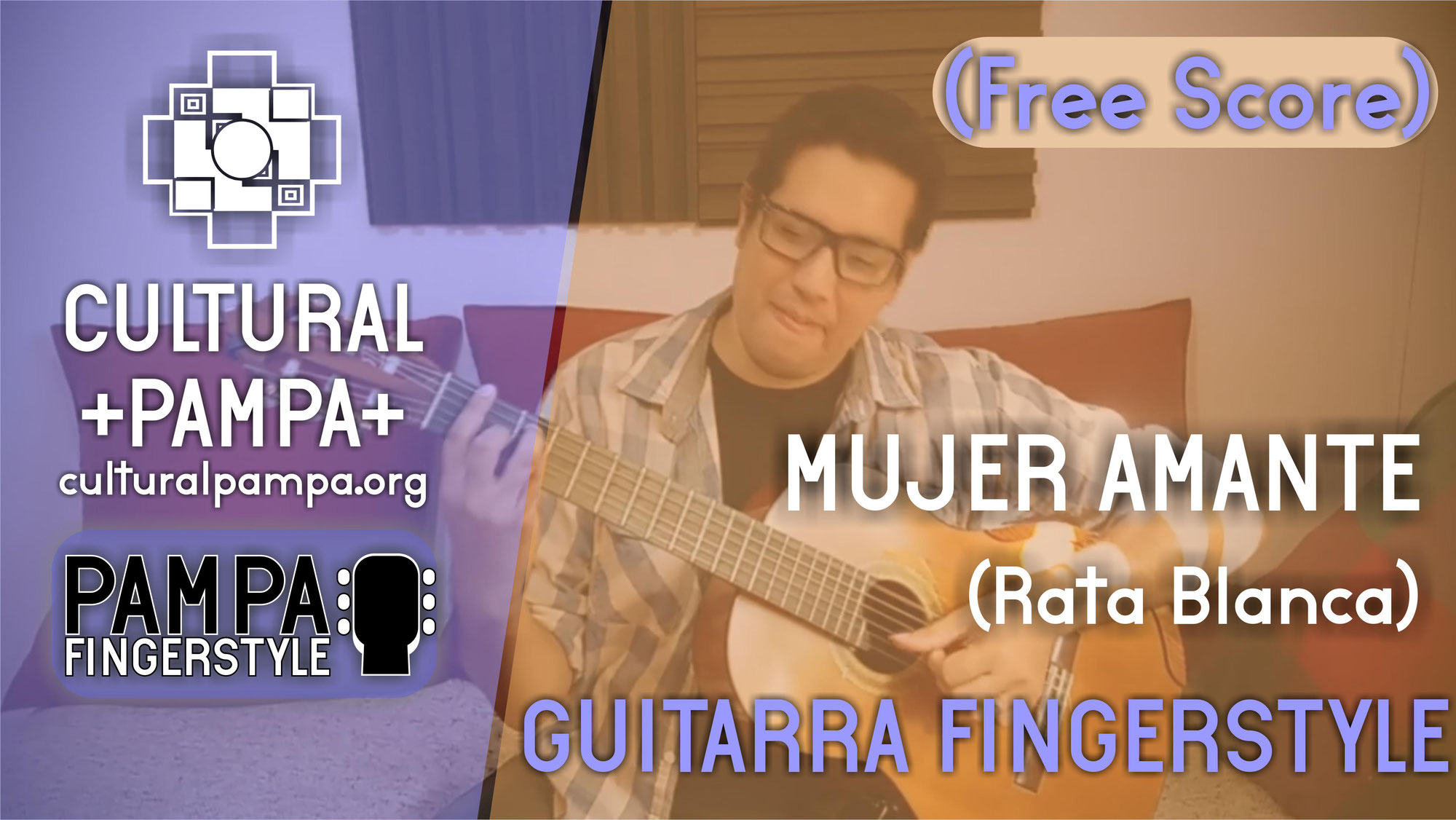Mujer Amante (Rata Blanca) | Guitarra Fingerstyle