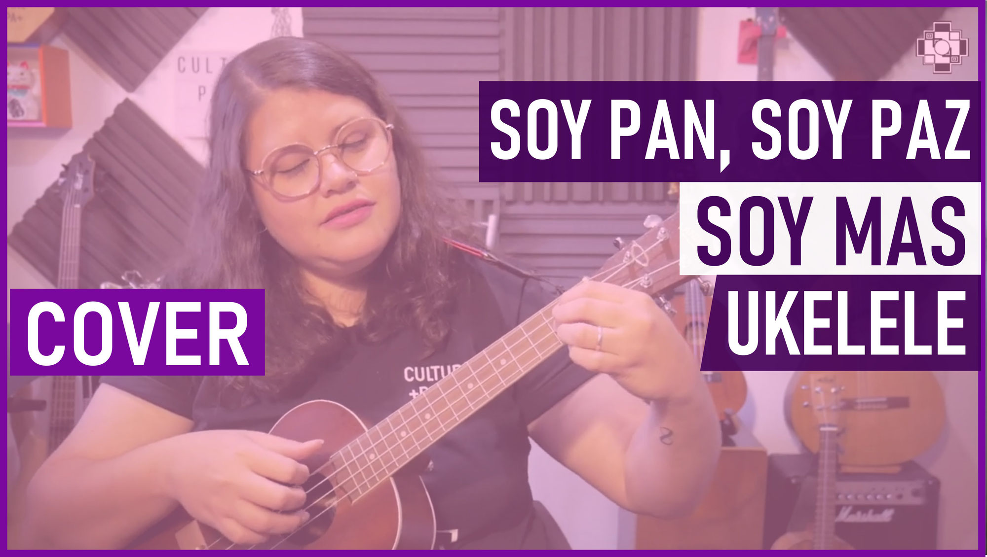 Soy Pan Soy Paz Soy Mas (Piero - Mercedes Sosa) | Ukelele Cover