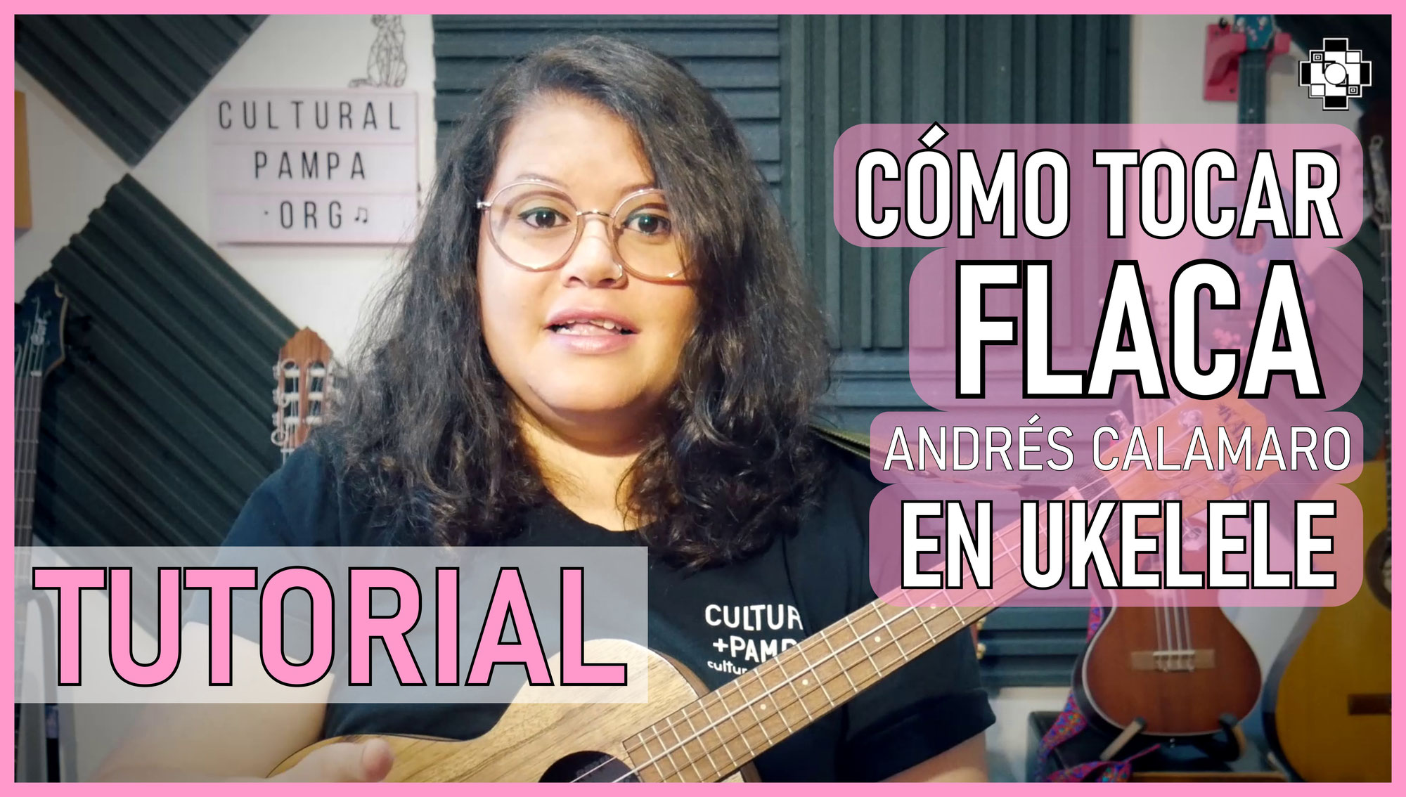 Como tocar Flaca de Andres Calamaro en Ukelele