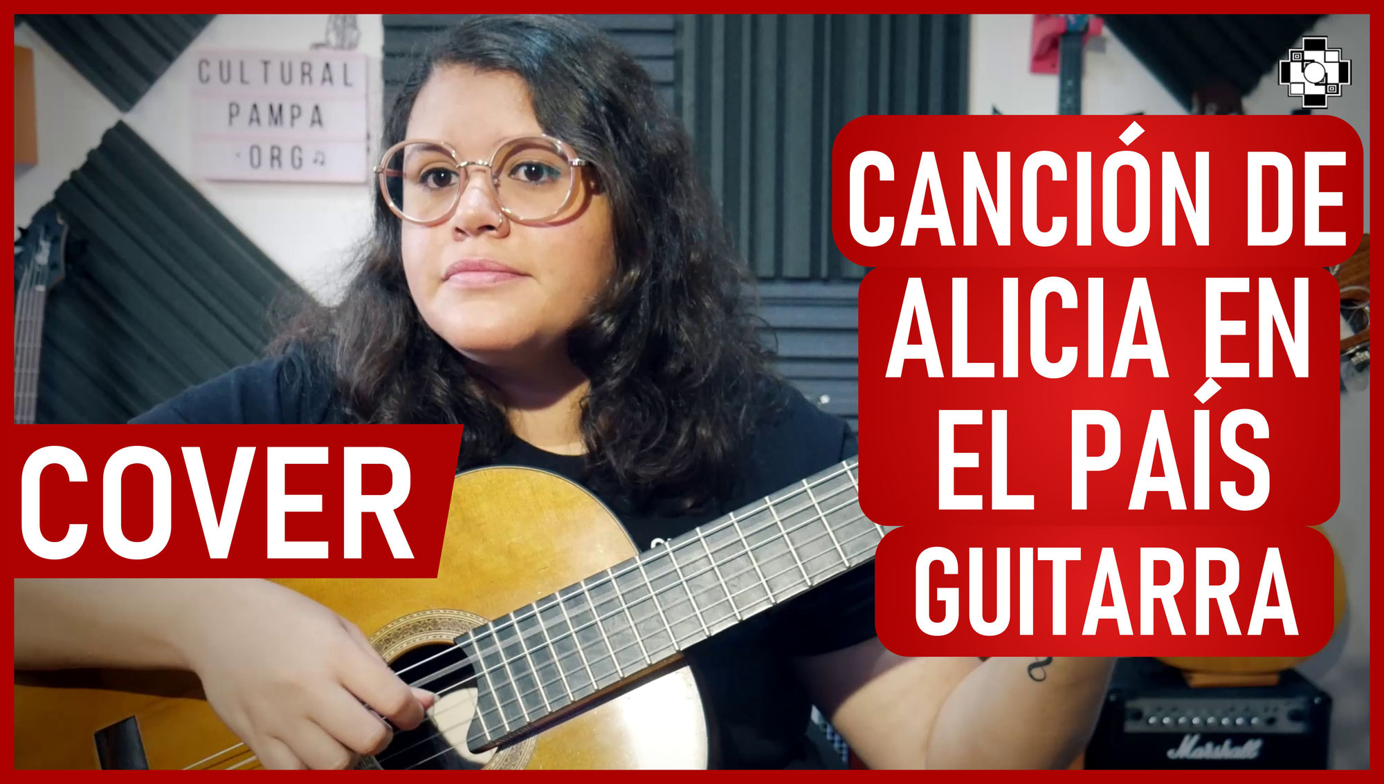Cancion de Alicia en el pais (Seru Giran) | Cover Guitarra