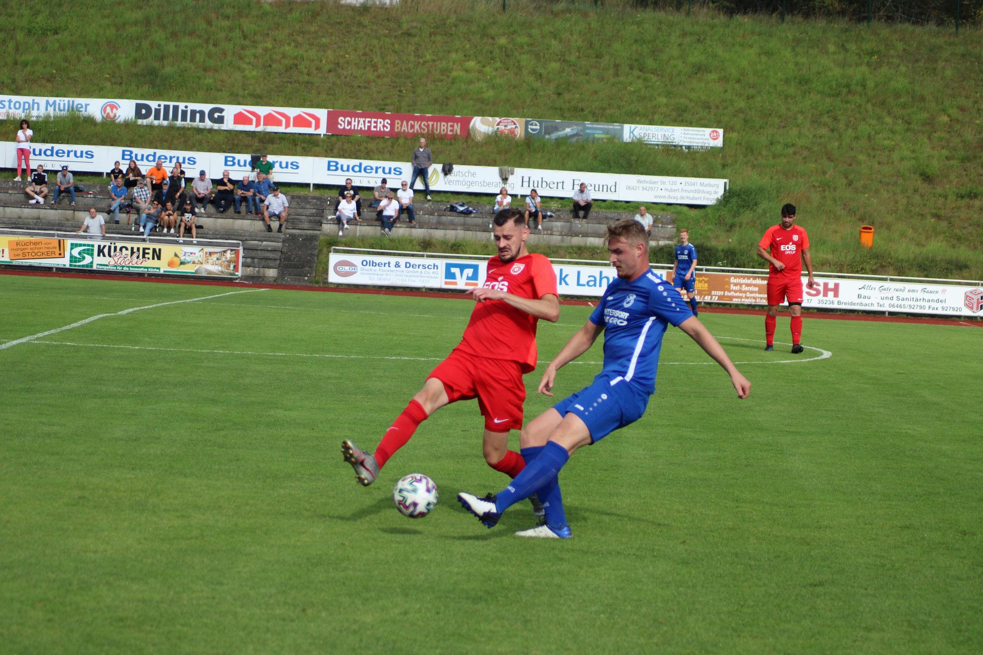 4:2-Auswärtsniederlage in Breidenbach - FCW erneut glücklos