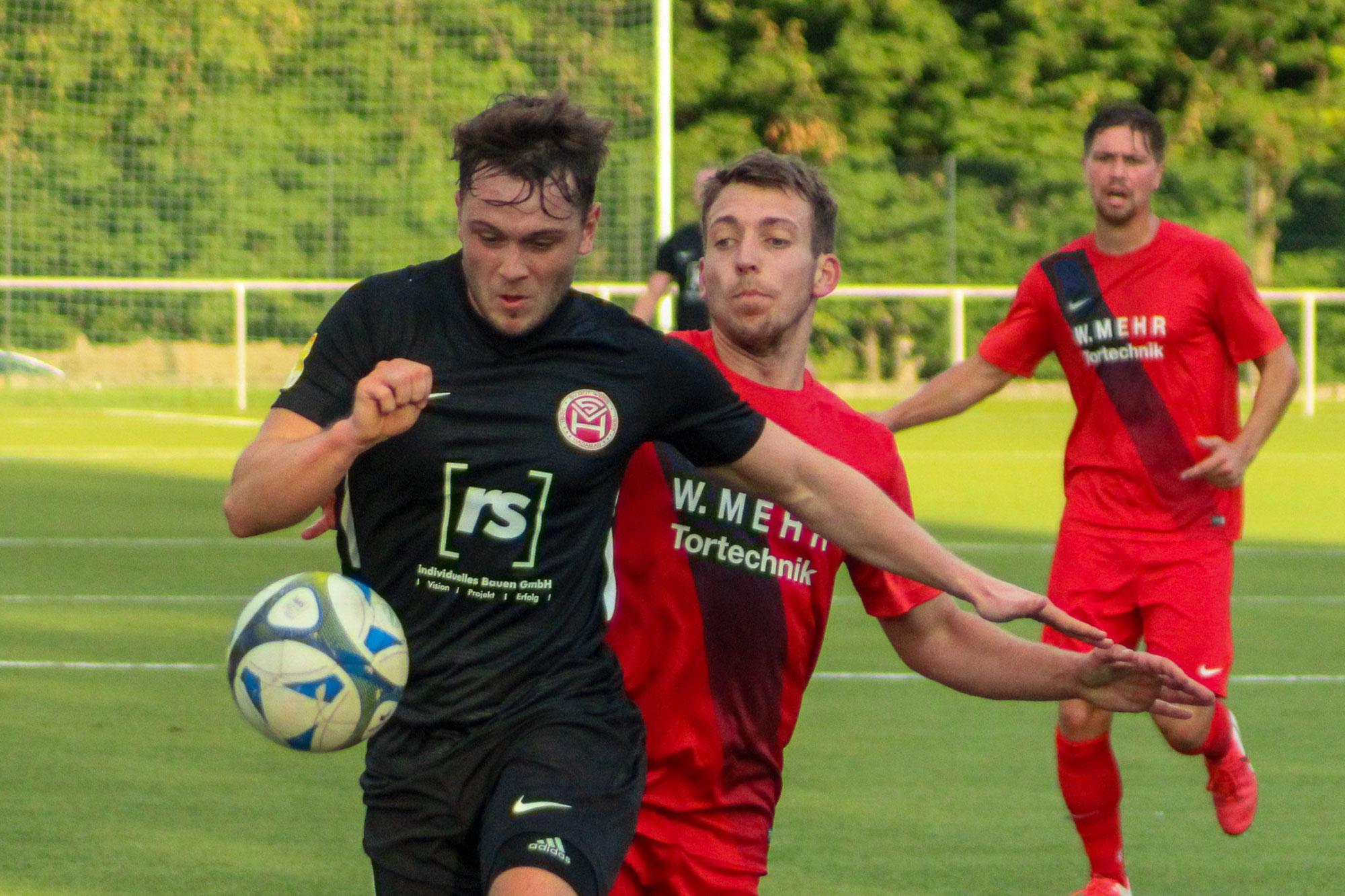 FCW gewinnt intensiven Test gegen den SV RW Hadamar mit 1:0