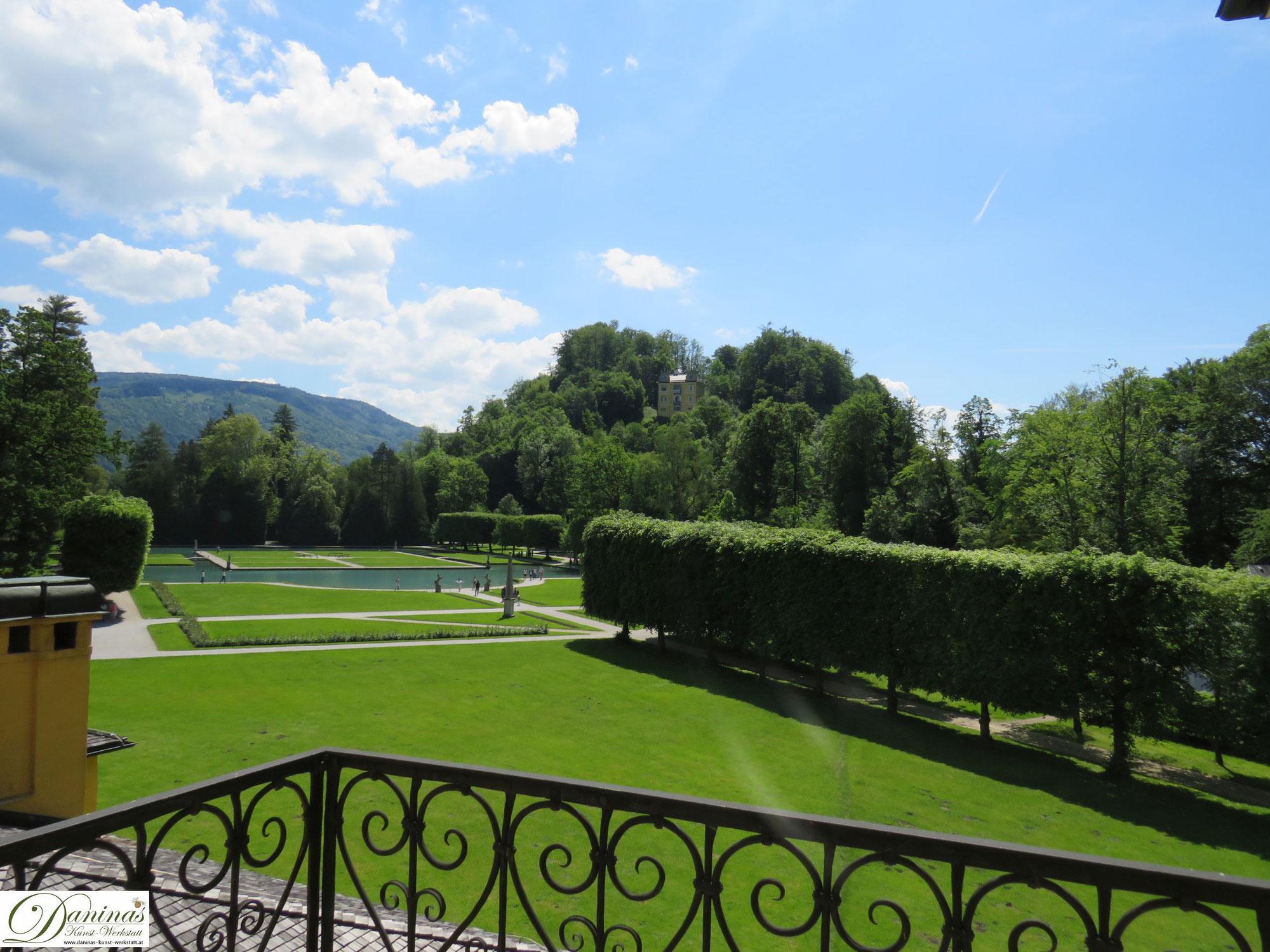 Schloss Hellbrunn Wasserspiele
