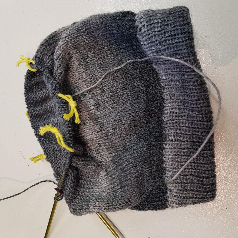 Een muts breien, workshop deel 3